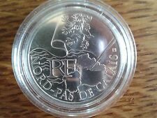 france 10 euros argent 2010 nord-pas-de-calais