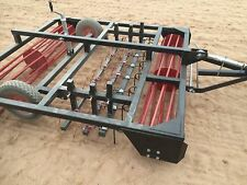 Master Leveller/ Manege / Arena / Menage Grader. with twin rollers / harrow