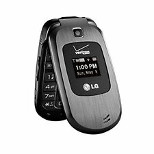 LG Revere 2 VN150S Cell Phone (Verizon) Bluetooth GPS Camera Speakerphone ~Gray~