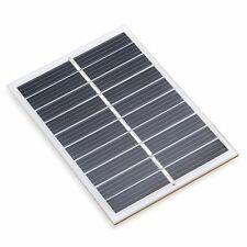 5V Mini Solar Panel Battery power charger charging Module DIY Cell home