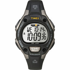 "Timex T5E961, Women's""Ironman"" 30-Lap Resin Watch, Alarm, Indiglo, T5E9619J"