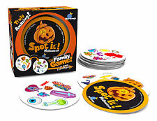 Spot It! Halloween Special Edition Family Party Card Game From Blue Orange