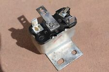 1966-1967 Lincoln Convertible Deck Close, Top Down, Top Up Relay