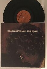 RANDY NEWMAN~SAIL AWAY~1972 U.S. 1ST PRESS 1B/1A~MS 2064~POSTER INSERT~MINTY!