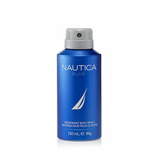 Nautica Blue Deodorant Body Spray for Men 150 ml | Genuine Deodorants