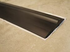 Heavy Duty Garage Door Weather Seal Threshold - Bottom Seal-20' - SELF ADHESIVE!