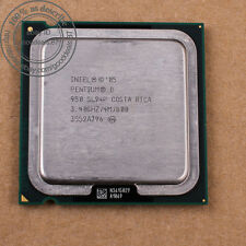 Intel Pentium D 950 - 3.4 GHz Dual-Core (SL8WP SL94P SL95V)Processor LGA 775 CPU