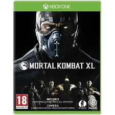 Mortal Kombat XL Xbox One Game - Brand new!