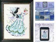 MIRABILIA Cross Stitch PATTERN and EMBELLISHMENT PACK Biancabella MD130
