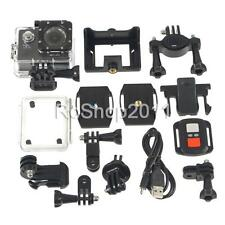 "2.0""1080P Waterproof Full HD 4K Wifi Wireless Sports Action Camera DVR Cam US"