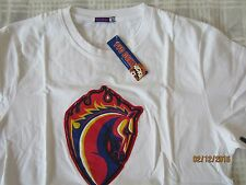 NWT PFC CSKA SOCCER T-Shirt, Size L, White, Cotton, From Moscow