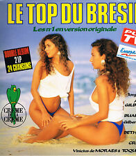 "LP 12"" 30cms: compilation: le top du brésil. clever 2LP"