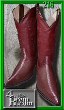 NEW Men or Ladies COWBOY or COWGIRL BOOTS,Size 9 Men or Size 10 Ladies      #218
