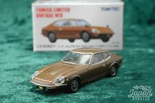 [TOMICA LIMITED VINTAGE NEO LV-N42a 1/64] NISSAN FAIRLADY 260 ZE 2by2 1973 TMS