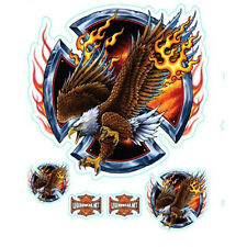 FLYING EAGLE Sticker Bomb Decal Vinyl Roll Car Skate Skateboard Laptop