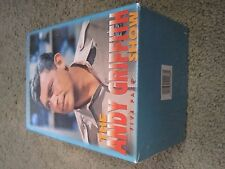 The Andy Griffith Show 5 set VHS tape