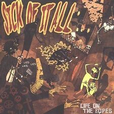 Sick Of It All - Life On The Ropes cd near mint, will combine s/h cd