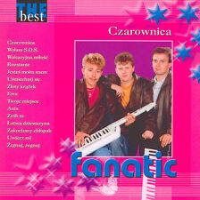 = the best FANATIC - CZAROWNICA / CD sealed / DISCO POLO