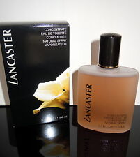 LANCASTER CONCENTRÉE CONCENTRATE 100ml Eau de Toilette Spray  Neuf