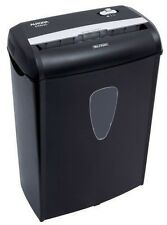 Paper Shredder Shredding Credit Card Office Heavy Duty Industrial Crosscut Home