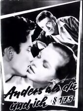 ANDERS ALS DU UND ICH (1957) *with switchable English subtitles*