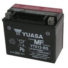 Batteria Yuasa ORIGINALE YTX12-BS Kymco B&W 250 2000/2004