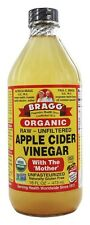 Bragg - Organic Apple Cider Vinegar with Mother - 16 oz.