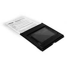 LARMOR by GGS Self-adhesive LCD Glass Screen Protector for Nikon D90 Camera