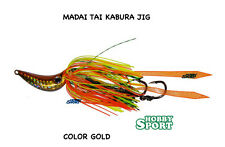 MADAI TAI  KABURA LIGHT   40 GR TRABUCCO  - COLORE  GOLD