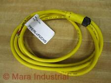 Pepperl + Fuchs V124-G-YE2M-PVC Connector Cable 903461 - New No Box