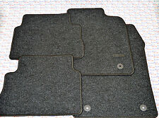 GENUINE Vauxhall VECTRA C - FULL SET CAR FLOOR / CARPET MAT / MATS - GREY - NEW
