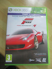 xbox 360 game computer console forza motorsport 4 racing game of the year editio
