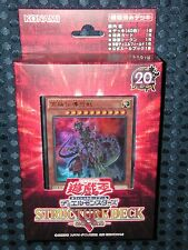 NEW YuGiOh! OCG Structure Deck R Tyranno's Rage CG1534 SR04 JAPAN F/S w/Tracking