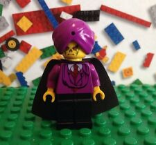 Lego Harry Potter  Professor Quirrell Minifigure Lord Voldemort 4702