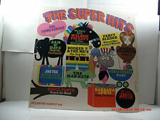 "THE SUPER HITS -(LP)- ATLANTIC GROUP SOUL HITS - ""MUSTANG SALLY"" - DIAL  -  1967"