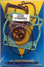 Top End Gasket Set KTM 250 KTM250 2007-2014 SX SXS XC EXC Mitaka (333)