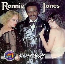 RONNIE JONES Me and My Self SEALED CD