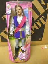 2012 Ken doll as Prince Siegfried- Barbie in the Pink Shoes