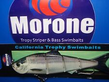 Morone swimbaits Kokanee Smolt 6 inch Salmon Silver Trout swimbait  bass trout