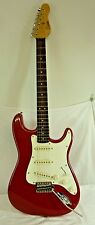 ENCORE RED FULL-SIZE ELECTRIC GUITAR                                       #WO#