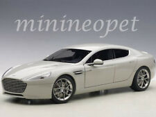 AUTOAart 70258 2015 ASTON MARTIN RAPIDE S 1/18 DIECAST MODEL CAR SILVER FOX