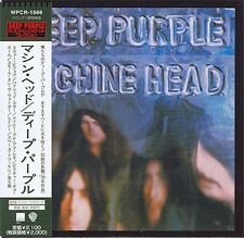 DEEP PURPLE MACHINE HEAD NEW CD MINI LP OBI