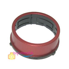 Red Lens Tube Barrel Ring w/ Gears Part for Nikon S2600 S3100 S4100 S4150 S4500