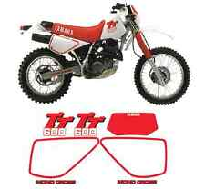 Yamaha TT 600 59x 1988-1991 Adesivi Grafiche Stickers Decal