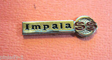 IMPALA  SS script  - hat pin , lapel  pin , tie tac , hatpin GIFT BOXED