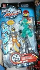 POWER RANGER RPM SERIES RANGER GOLD GUARDIAN MOC