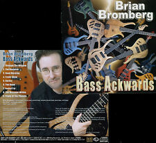 BRIAN BROMBERG  bass backwards  / KING RECORD, JAPAN 2004