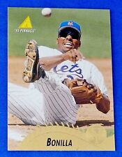 1995 Bobby Bonilla Pinnacle Mets Baseball Card (#5)