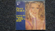 Peggy March - I wonna be somebody's baby 7'' Single