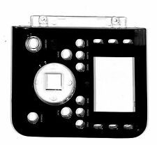 SPARE PIECE  FOR LOGITECH SQUEEZEBOX RADIO FRONT PLASTIC COVER SCREEN & FONCTION